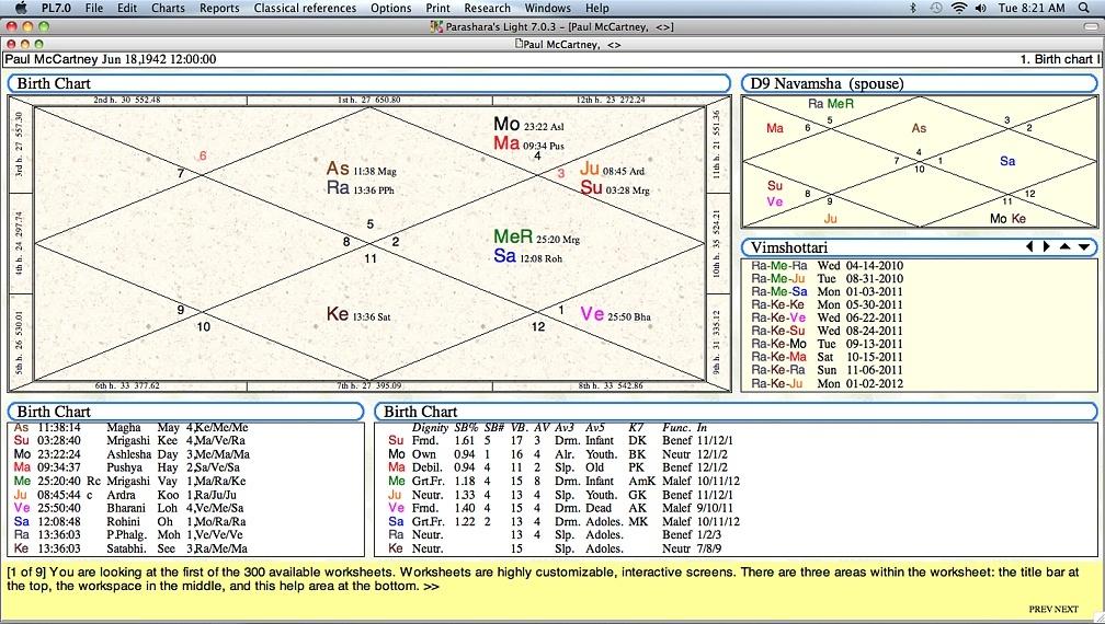 Free Astrology (Jyotish) Software